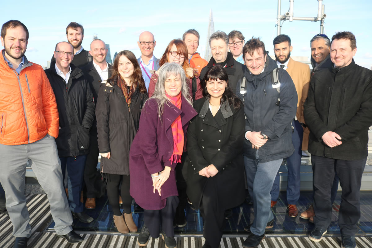 Smart Energy Network study launches at London South Bank University
