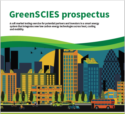 Cover of GreenSCIES Prospectus
